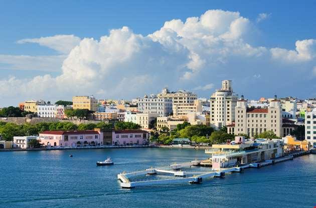 skyline-of-san-juan-puerto-rico-Skyline Of San Juan, Puerto Rico
