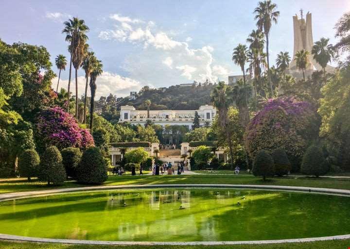 Algiers Botanical Garden-Algiers Botanical Garden