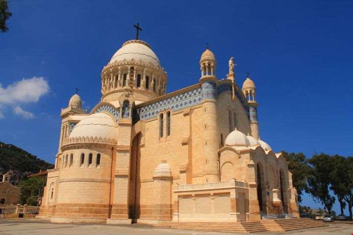 Algiers Mosque-Algiers Mosque