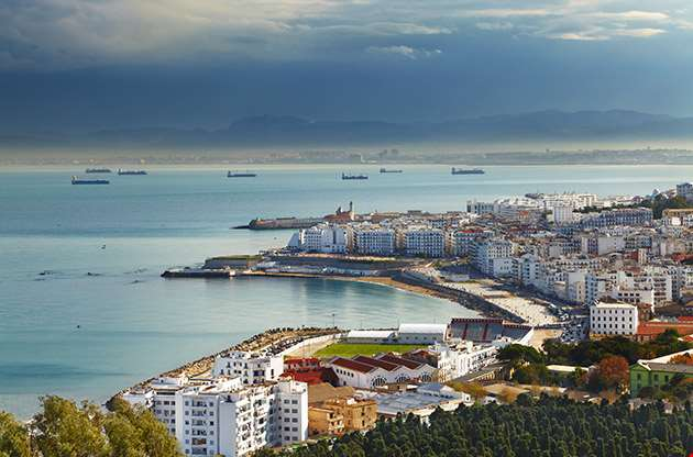 Algiers The Capital City Of Algeria-Algiers The Capital City Of Algeria