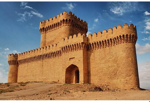 Ramani Castle Azerbaijan Xiv Age