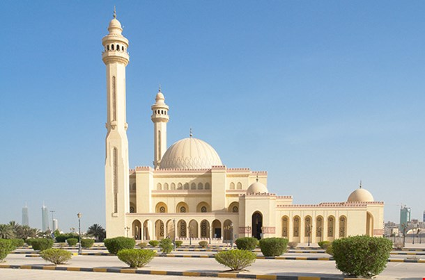 Manama Bahrain Al Fateh Grand Mosque