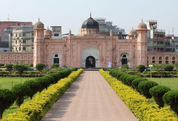Bibipari In Lalbagh Fort Dhaka