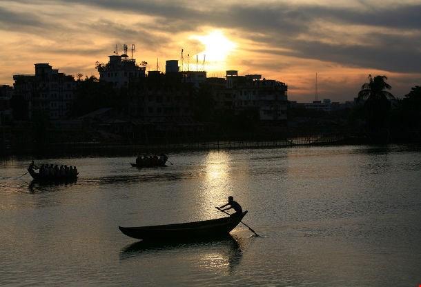 Life In Dhaka City