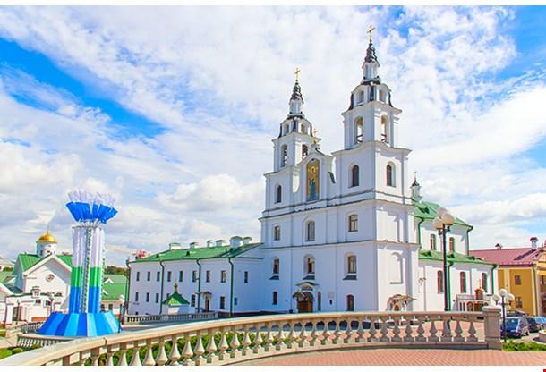 Main Orthodox Church Of Belarus