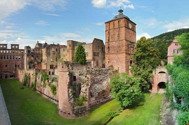 Heidelberg Castle-Heidelberg Castle