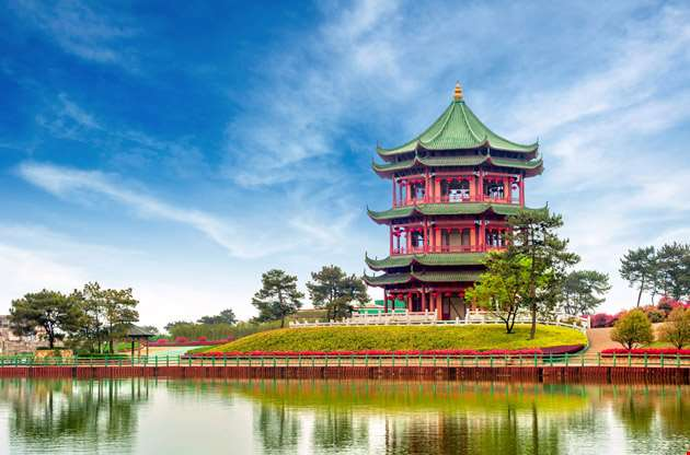 ancient-chinse-architecture-Ancient Chinese Architecture