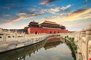 forbidden-city-beijing-from-river-Forbidden City Beijing from River