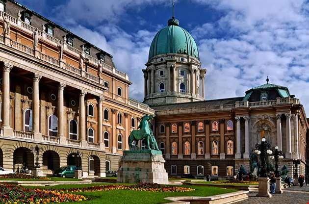 royal-palace-budapest-Royal Palace Budapest