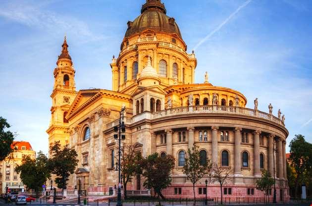 st-stephen-basilica-budapest-St Stephen Basilica Budapest