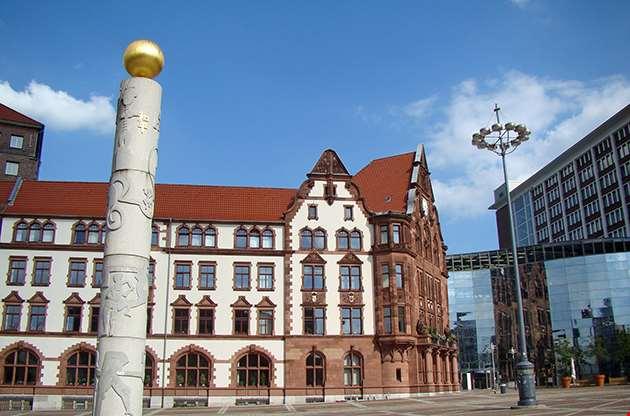 Altes Stadthaus In Dortmund-Altes Stadthaus In Dortmund