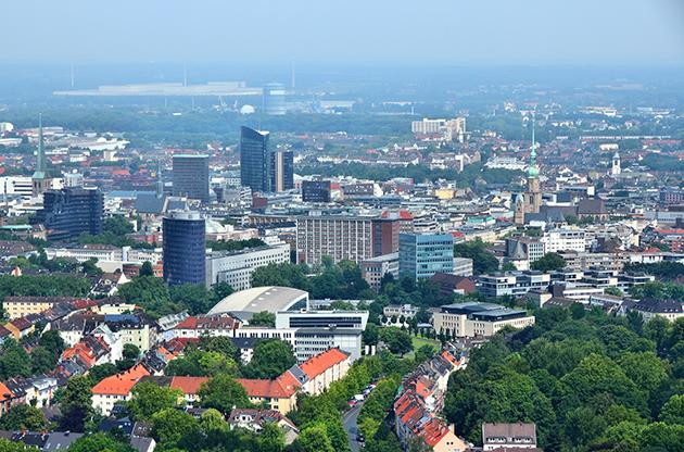Dortmund City In Ruhrgebiet-Dortmund City In Ruhrgebiet