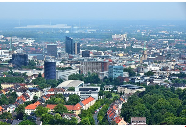 Dortmund City In Ruhrgebiet