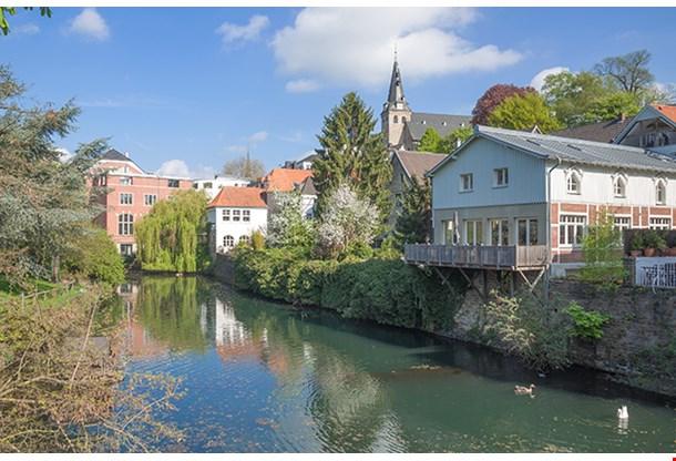 Kettwig An Der Ruhr Ruhrgebiet Germany