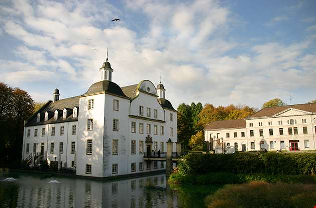 Schloss Borbeck In Essen-Schloss Borbeck In Essen
