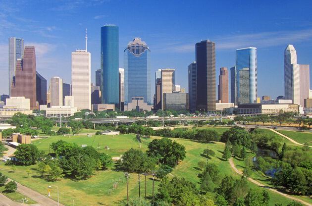 Houston Skyline-Houston Skyline