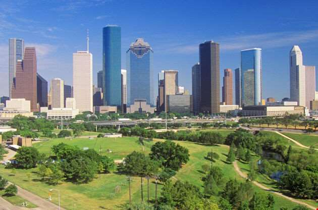 Houston Skyline-Houston Skyline