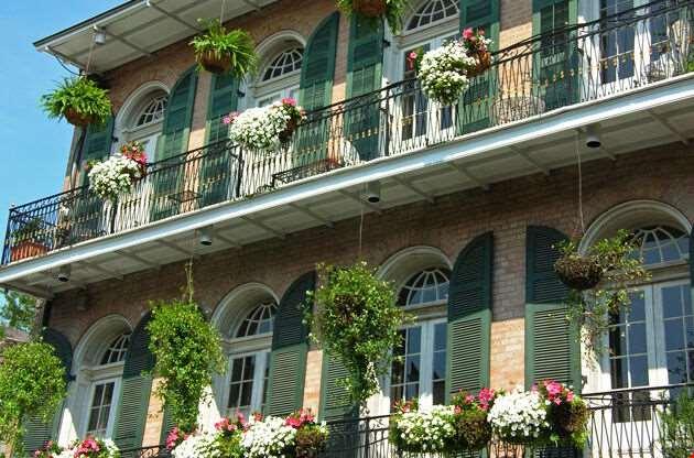 Residence In The French Quarter N O-Residence In The French Quarter N O