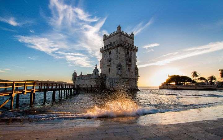 Lisbon Belem Tower-Lisbon Belem Tower
