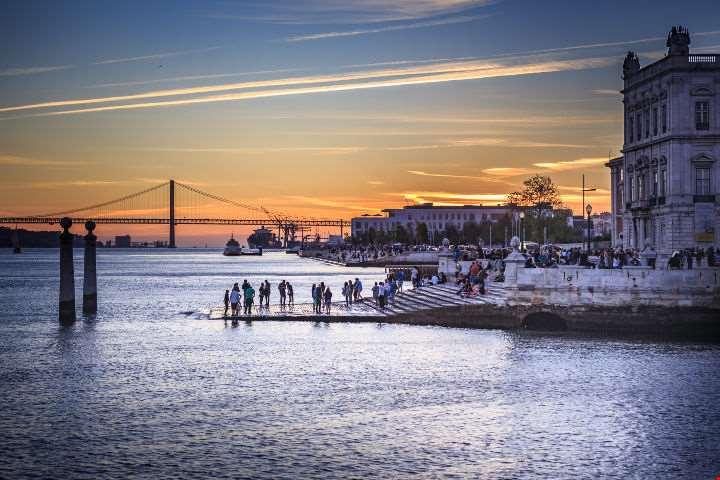 Lisbon Scenery-Lisbon Scenery