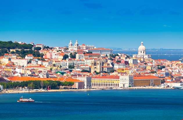 lisbon-skyline-Lisbon Skyline