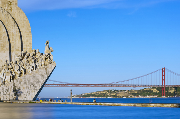 monument-to-the-discoveries-lisbon-portugal-Monument To The Discoveries Lisbon Portugal