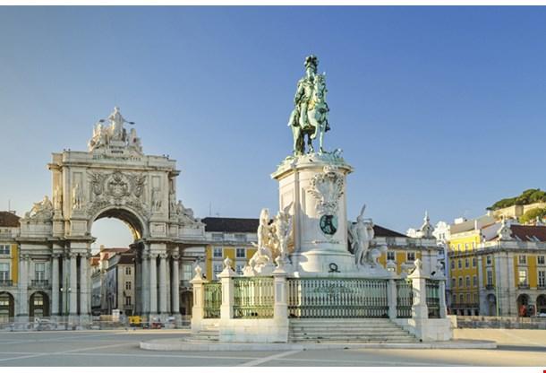 Praca Comercio Square Lisbon