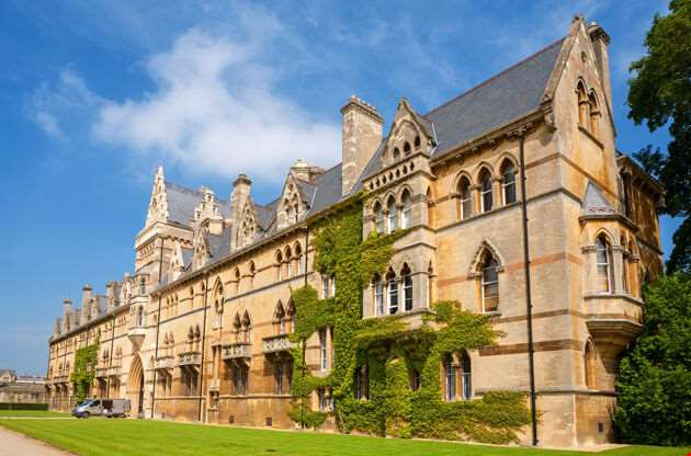 Christ Church College Oxford University Oxford-Christ Church College Oxford University Oxford