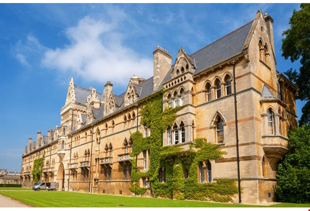 Christ Church College Oxford University Oxford