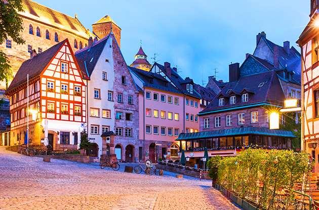 Nuremberg Germany-Nuremberg Germany