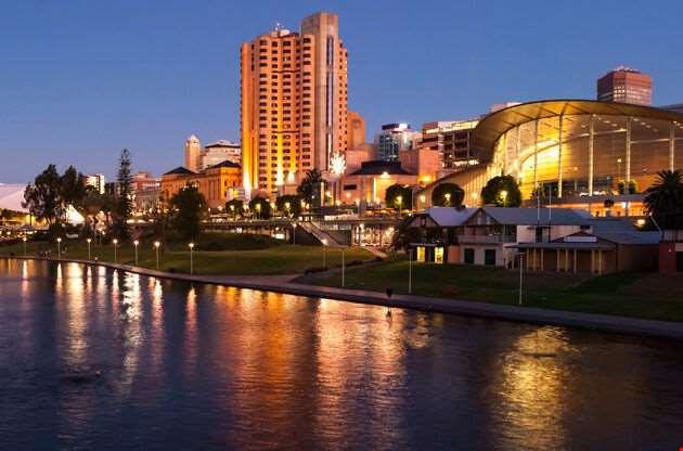 Adelaide Australia-Adelaide Australia