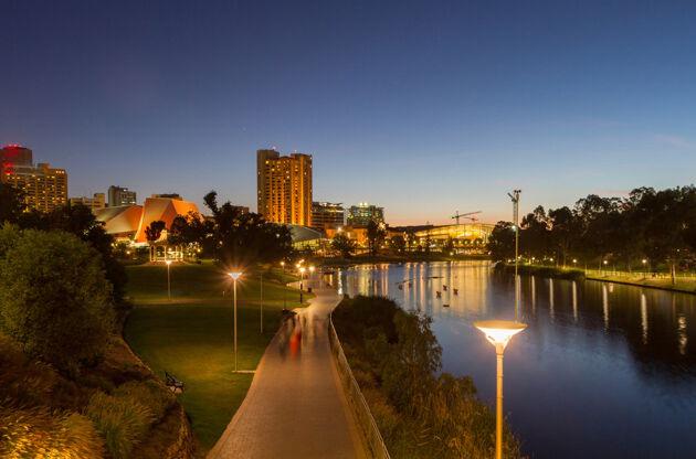 Adelaide City Australia-Adelaide City Australia