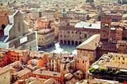 Bologna Vista From Asinelli Tower-Bologna Vista From Asinelli Tower