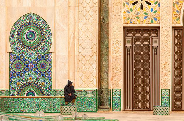 Hassan Ii Mosque In Casablanca Morocco-Hassan Ii Mosque In Casablanca Morocco
