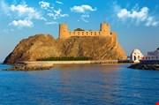 Fort Al Jalali In Muscat Oman-Fort Al Jalali In Muscat Oman