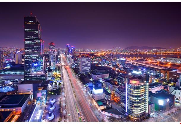 Gangnam District Seoul