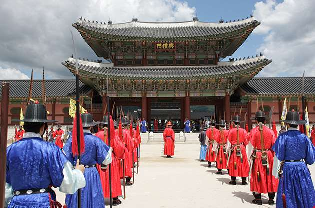 kyongbokkung-palace-seoul-Kyongbokkung Palace Seoul