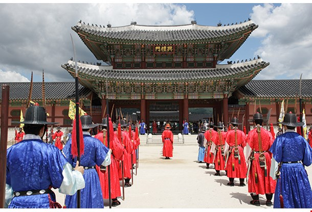 Kyongbokkung Palace Seoul