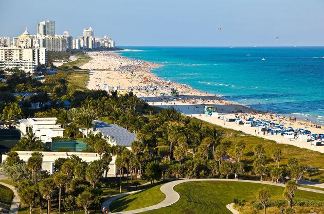 South Beach Miami Florida-South Beach Miami Florida