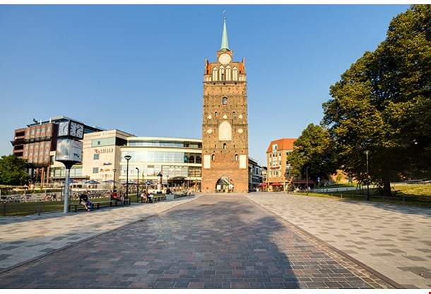 Medieval City Gate Rostock