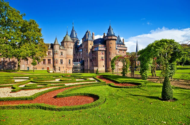 Beautiful Romantic Holland Castle De Haar-Beautiful Romantic Holland Castle De Haar