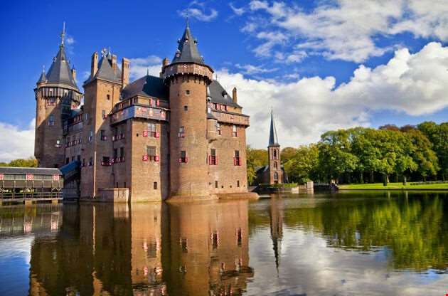 Fairy De Haar Castle Holland-Fairy De Haar Castle Holland