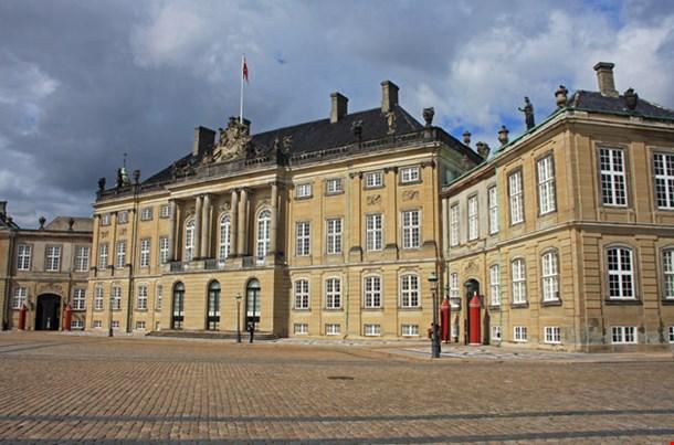 Royal Palace Copenhagen