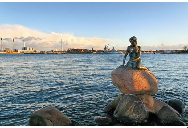 The Monument of the Little Mermaid