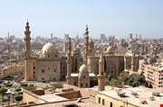 View Of Cairo From The Citadel-View Of Cairo From The Citadel