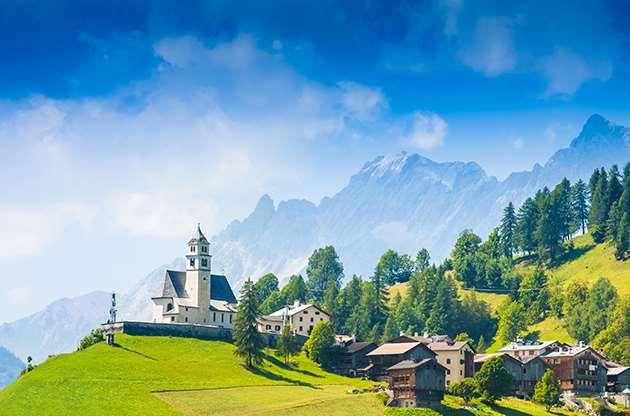 Dolomites South Tyrol Italy-Dolomites South Tyrol Italy
