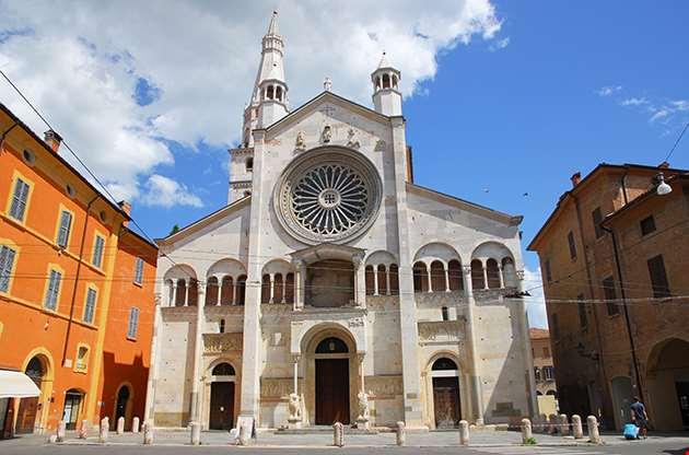 Italy Modena Cathedral-Italy Modena Cathedral
