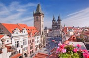 prague-tyn-cathedral-Prague Tyn Cathedral