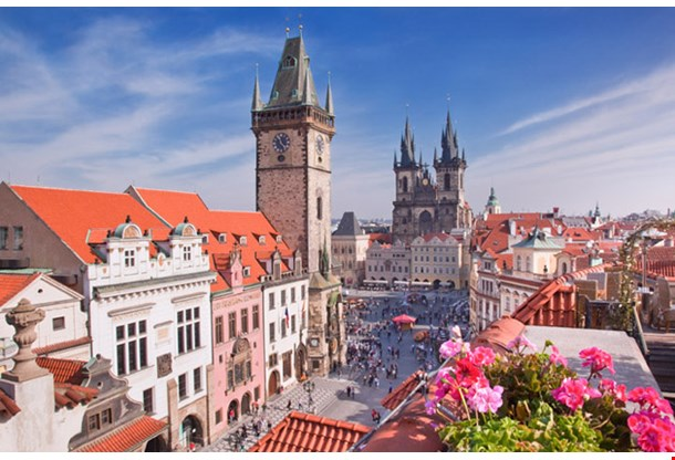 Prague Tyn Cathedral