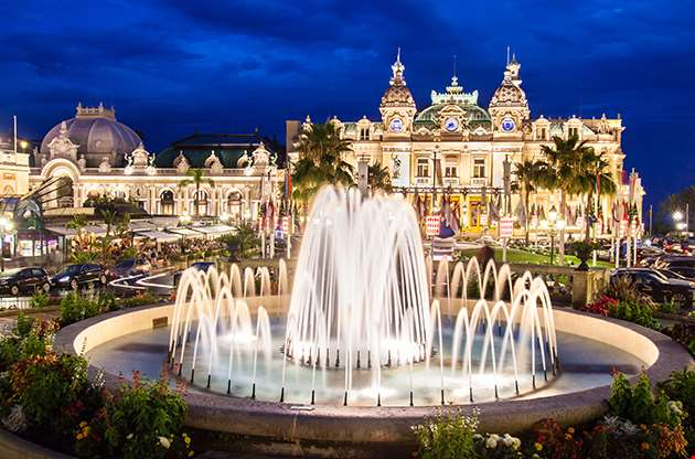 The Monte Carlo Casino-The Monte Carlo Casino